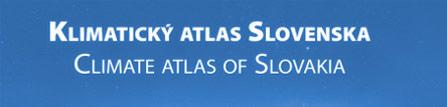 Klimatický atlas Slovenska Objednávanie ... 3523866e7e2