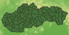 Actual hydrological warnings for the Slovak Republik